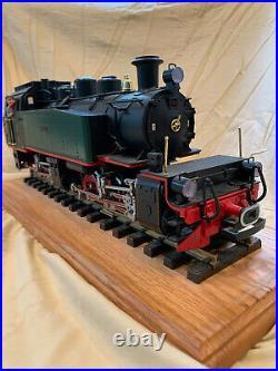 LGB G scale mallet locomotive 2085d with original box