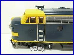 LGB Lehmann 26574 G Scale Train Model Santa Fe F7-A Unit Diesel Engine in Box