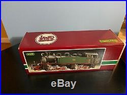 LGB No. 2085D 0-6-6-0 Mallet Steam Locomotive G Scale in Original Box