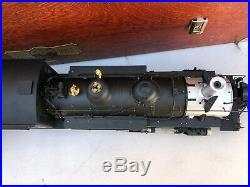 LGB Trains 20831 Aster D&RGW Rio Grande K-28 Steam Locomotive Sound, G Scale