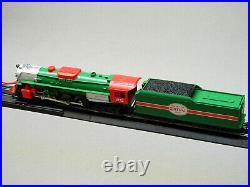 LIONEL HO CHRISTMAS EXPRESS 2-8-4 REMOTE ENGINE & TENDER bluetooth 871811020-E