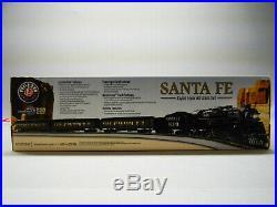 LIONEL HO SCALE SANTA FE CAJON PASSENGER TRAIN SET rio grande remote 871811040
