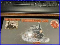 LIONEL Heritage #11153 Stourbridge O Scale Lion New + #27426 Add-On Coal Cars