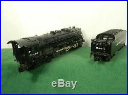 LIONEL SCALE #6-28072 NEW YORK CENTRAL J3a HUDSON STEAM LOCOMOTIVE TMCC BOXED