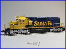 LIONEL SF LEGACY SCALE SD40 DIESEL ENGINE #5006 O GAUGE train loco 6-84256 NEW