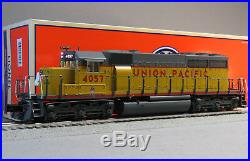 LIONEL UP LEGACY SCALE SD40 DIESEL ENGINE #4057 O GAUGE train loco 6-84258 NEW
