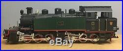 Lgb 2085d G Scale Mallet 0-6-6-0 Steam Locomotive 104 Garden Railway