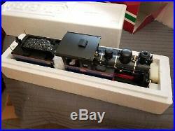 Lgb G Scale 20261 Nicki-frank S Henschel Steam Locomotive