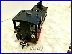 Lgb G Scale Made In Germany 21701 Steam Locomotive In Box-work