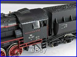 Liliput 5212 BR 52 OBB 2-10-0 Steam Locomotive Cabin Tender 52 1227 HO Scale