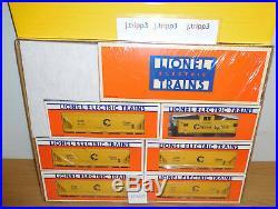 Lionel 11705 Chessie Sd-40 Diesel Engine Locomotive Acf Hopper O Scale Train Set