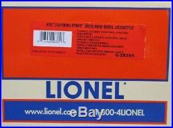 Lionel 148 O Scale New York Central Lightning Stripe DD35A Engine 9950 #6-28369