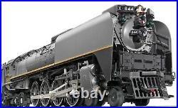 Lionel 6-11116 Union Pacific Legacy Scale 4-8-4 FEF Northern Greyhound #844