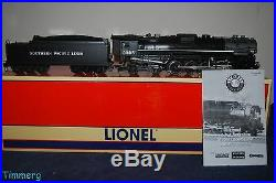Lionel 6-11388 Southern Pacific Legacy Scale 2-8-4 Berkshire Steam Locomotive