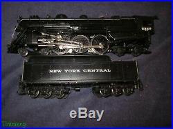 Lionel 6-18005 NYC 1-700E 4-6-4 5340 Scale Hudson Steam Locomotive & Tender