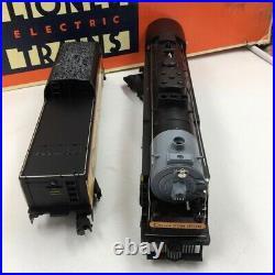 Lionel 6-18011 Chessie #2101, T-1 4-8-4 Steam Locomotive withBox O-Gauge, O-Scale