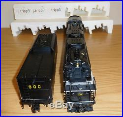 Lionel 6-28028 Virginian Allegheny Steam Engine Locomotive Train O Scale Tmcc
