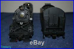 Lionel 6-38083 Norfolk & Western Scale Y-3 2-8-8-2 Locomotive & Tender LN/OB
