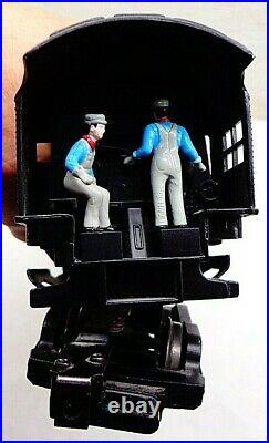 Lionel 773 Pennsylvania Steam Locomotive & 6200 Tender Train'O'-Scale FREE SHIP