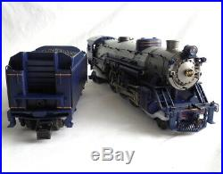 Lionel B&O BALTIMORE & OHIO SCALE 4-6-2 PACIFIC Steam Engine 5307 with Tender