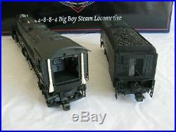 Lionel Legacy O Scale Union Pacific Big Boy 4-8-8-4 Steam Locomotive #6-11122 EX