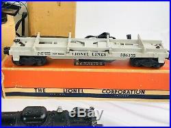 Lionel O Scale 1956 Post War Freight Set 1555WS 2018 Prairie Steam Locomotive