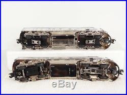 Lionel O Scale F3 AA Platinum 100th Anniversary Diesel Engine Set 6-38150 NEW