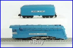 Lionel O Scale NYC 777 Blue Commodore Vanderbilt Steam Engine 1 of 250 6-28024