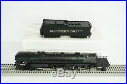 Lionel O Scale Southern Pacific AC-12 Cab Forward Steam Engine TMCC 6-11107 DMG