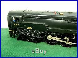 Lionel Scale #6-28063 Pennsylvania Green T-1 4-4-4-4 Steam Locomotive Tmcc Lnib