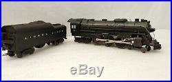 Lionel Trains Postwar 646 Steam Locomotive Engine & Tender O Scale C-7 Excellent