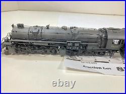 Lot839 Sunset Models HO Scale Brass B&O EL-3a 2-8-8-0 Locomotive & Tender 2 Rail