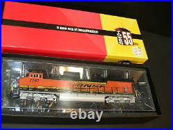 MIOB TOWER 55 HO Scale Locomotive ES44AC BNSF 7747 With DCC and Sound