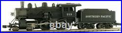 MODEL POWER 876321 N SCALE Southern Pacific 4-4-0 American Steam withDCC & Sound