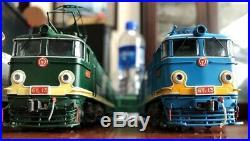 MTC China Railway 6Y2 Electric Locomotive (Prototype CC7100 & F Type) -HO scale