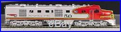 MTH 148 O Scale ALCO DL-109 Engine Santa Fe #52 Train #20-2223-1