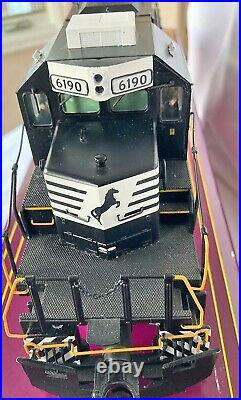 MTH 20-20149-1 Premier Norfolk Southern SD40-2 Diesel Engine O Scale With Proto
