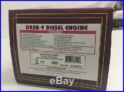 MTH #20-20657-2 O Scale Norfolk Southern #9254 Dash-9 Diesel Engine 2 rail NIB