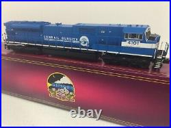 MTH 20-21131-1 Conrail SD-80MAC Diesel Engine #4101 withPS 3.0 O Scale 3 Rail NEW