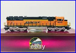 MTH 20-21198-1 BNSF SD-70MAC Diesel Engine #9846 withPS 3.0 O Scale 3 Rail NEW