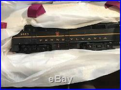 MTH 20-2332-1 Scale FA-2 Pennsylvania ABA Diesel Engine Set With ProtoSound 2.0