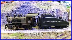 MTH 20-3261-1 New York Central 0-4-0 Steam Engine, PS2, Proto-Scale 3-2