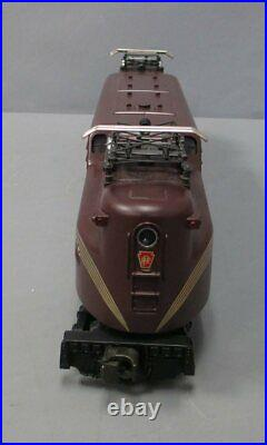 MTH 20-5501-1 PRR Tuscan Scale GG1 Electric Locomotive withPS EX/Box