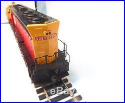 MTH 2 Rail O scale Santa-Fe SD-45 Diesel Locomotive -DC powered-off layout-nobox