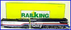 MTH 70-3006-1 American Freedom Train G Scale GS-4 4-8-4 Steam Locomotive withPS2