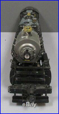 MTH 70-3022-1 G Scale Erie 2-8-8-8-2 Triplex Engine & Tender PS2/Box