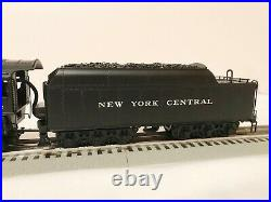 MTH New York Central 5344 J1e Hudson MT-3020LP, O-Scale, 3-Rail