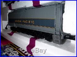 MTH O SCALE Premier FEF 4-8-4 Northern Steam Engine Set Union Pac 20-3078-1 NIB