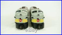 MTH O Scale Canadian Pacific F3 AB Diesel Engine Set DAP 20-80001 Tested Manual