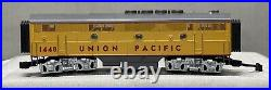 MTH O-Scale EMD F-3 AA Union Pacific Diesel Locomotives and F-3 B Unit